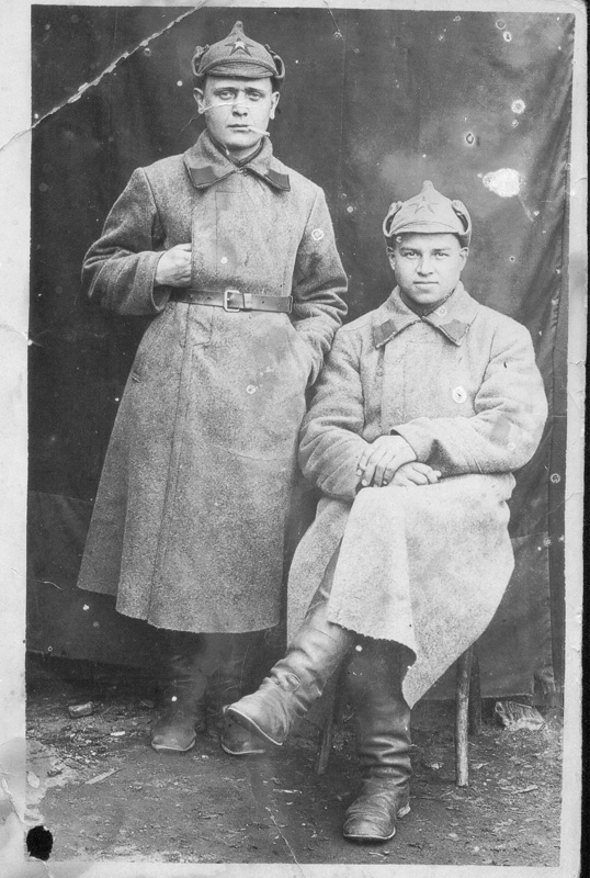 А.П. Митенёв. 1933 или 1934 гг.