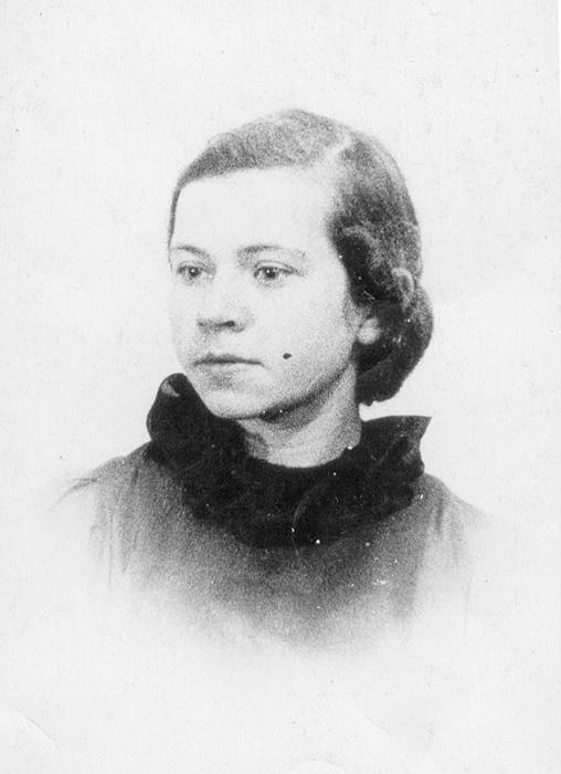 Митенёва (Степанова) Мария Иосифовна