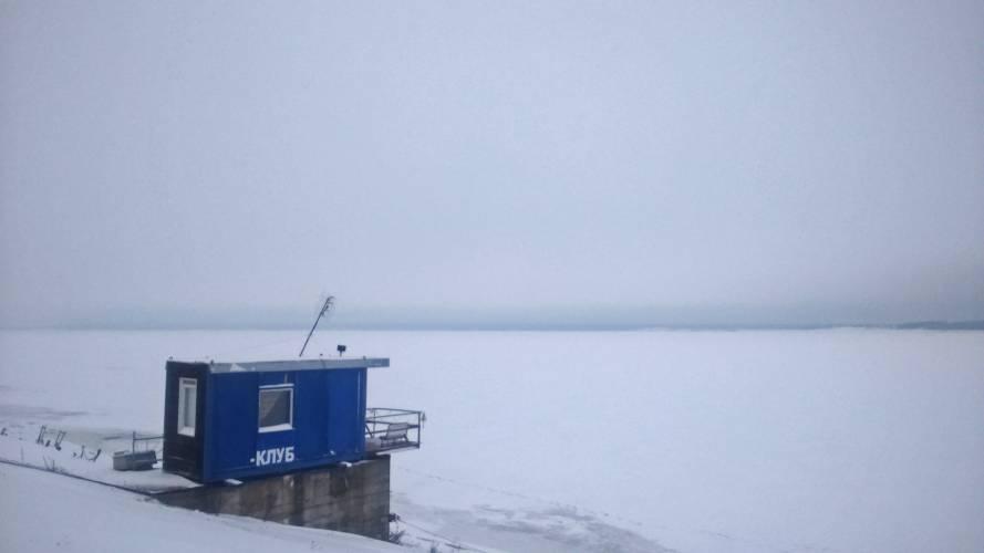Картинки зима в чебоксарах